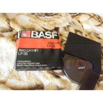 taśma magnetofonowa BASF LP35 LH Hifi /nowa