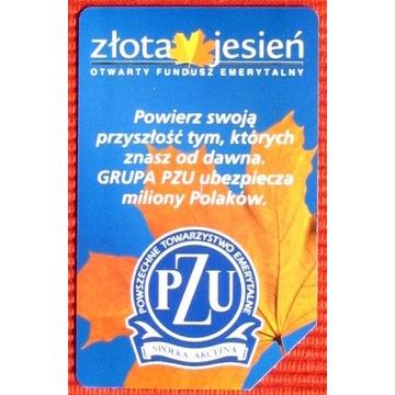 KT 681 - PZU OFE Złota Jesień pomarańczowa