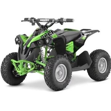 Quad Elektryczny,akumulatorowy HECHT 51060 GREEN