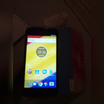 Smartfon Motorola C Plus 1/16