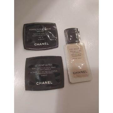 Chanel próbki