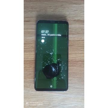 Samsung Galaxy S9 Plus G965F USZKODZONY
