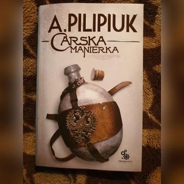 A.Pilipiuk-carska manierka