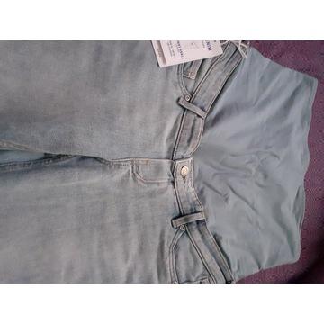 NOWE Jeansy ciążowe H&M r.M