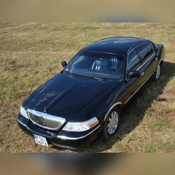 lincol town car 2003 long
