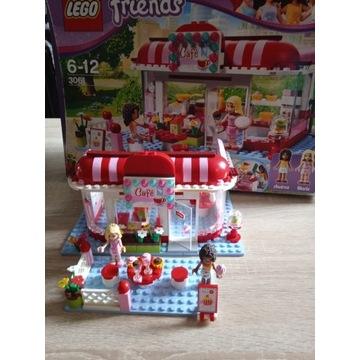 Klocki LEGO Friends Kawiarnia 3061
