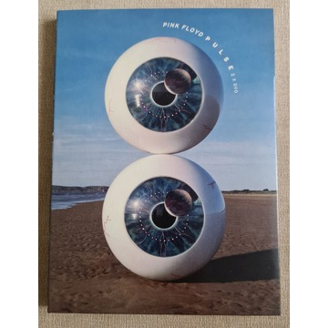 Pink Floyd - Pulse 2xDVD