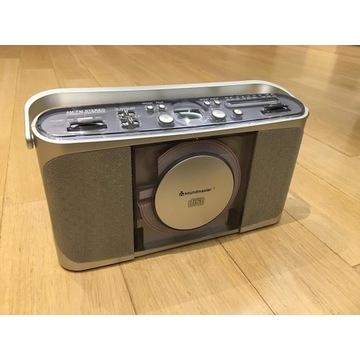 Radio + CD, Soundmaster (nieużywane)