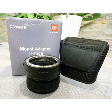 Nowy oryginalny adapter  Canon EF na EOS R