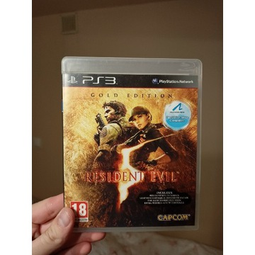Resident Evil 5 Gold Edition jak NOWA - PS3
