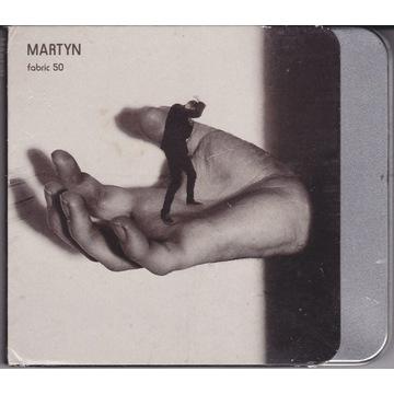 Fabric 50 / Martyn