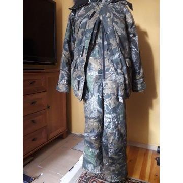 Komplet ocieplany kurtka plus spodnie roz 170-176