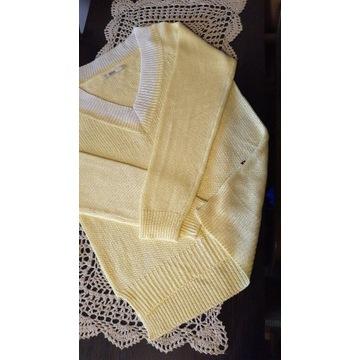 Sweter damski BigStar żółty - rozmiar M