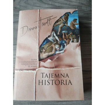 Tajemna Historia - Donna Tartt