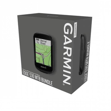 Licznik rowerowy Garmin Edge 530 MTB Bundle