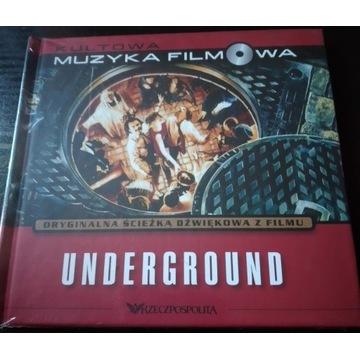 Underground-muzyka filmowa, CD