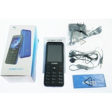Telefon Alcatel 3088 niebieski