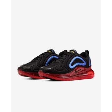 Buty Nike Air Max 720 prawie nowe 42 czarne