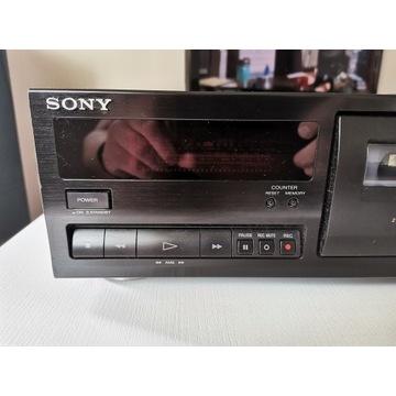 Magnetofon Sony TC K461S deck serwis