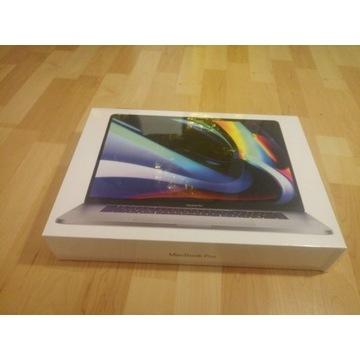NOWY Apple MacBook Pro 16 i7 16GB 512SSD 5300M