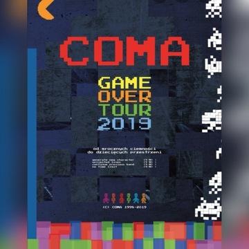 Bilet koncert Coma 15.12.2019 Poznań