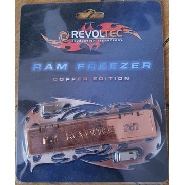 Revoltec Radiator na RAM - miedziany