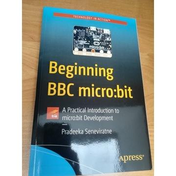Książka Beginning BBC micro:bit