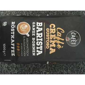 CAFET Crema Gustoso