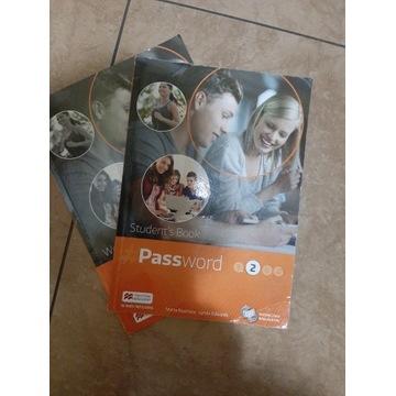 Password  2 język angielski