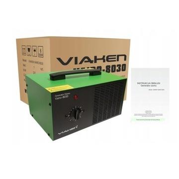 Ozonator Viaken 10g/h wydajny