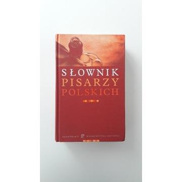 Słownik pisarzy polskich Krakowskie wyd nukowe