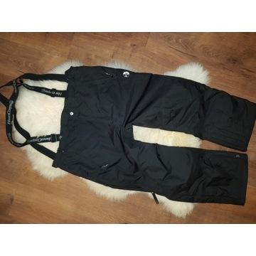 Jnowe duze spodnie narciarskie HARD CORPS 52