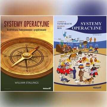 Systemy operacyjne. Wydanie IV + Wyd IX,STRON 1992
