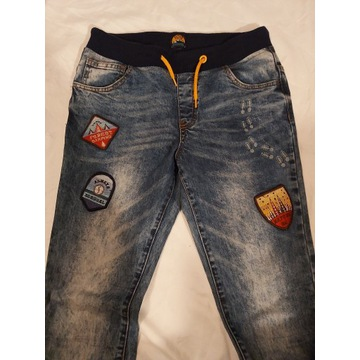 Desigual jeansy 11-12 lat 146-152cm BDB+++