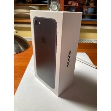 iPhone 7 32GB czarny - w 100% sprawny - jak NOWY!!