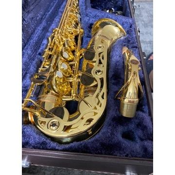 Saksofon altowy yamaha 62 Purple Logo