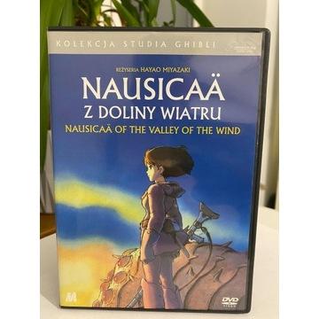 Nausicaa z doliny wiatru  (1986) Miyazaki, Ghibli