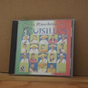 cd104. CUISILLOS DE ARTURO MACIAS PURAS RANCHERAS