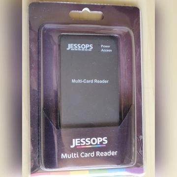 Czytnik kart Multi Card Reader Jessops 5160001