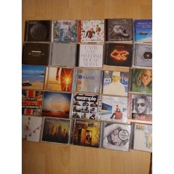 32 CD dance Buuren,Oakenfold,Cosmic Gates,Guetta