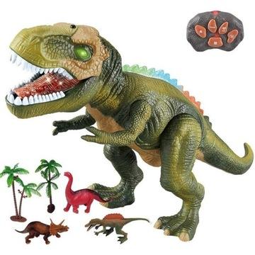 Dinozaur Interaktywny Sterowany Zestaw