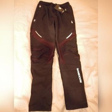 ROCKBROS ciepłe spodnie na rower
