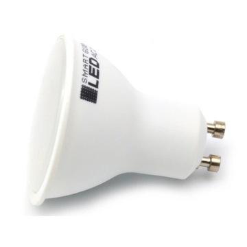 Żarówka GU10 LED 2835 SMD 9W 900lm CCD Zimna Biała