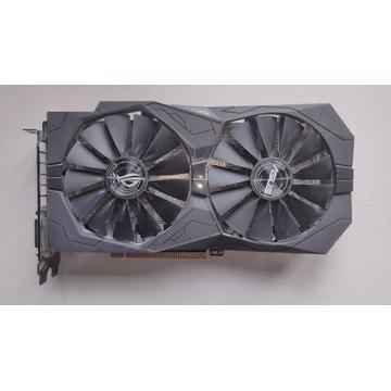 Asus ROG Strix Radeon RX 470 8GB BCM