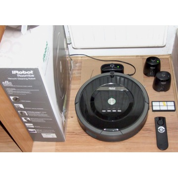 iRobot Roomba 880 ~ odkurzacz robot sprzątający