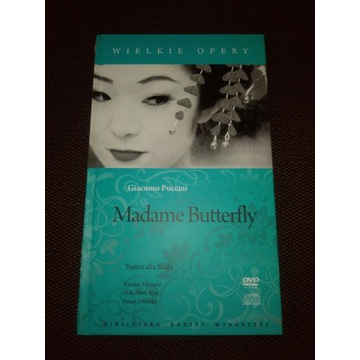 Opera Madame Butterfly na DVD, Teatro alla Scala