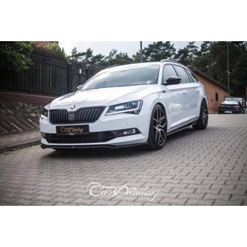 Skoda Superb 500 by Compsport stage 3