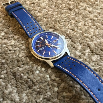 Zegarek męski Casio MTP-E128D-2A