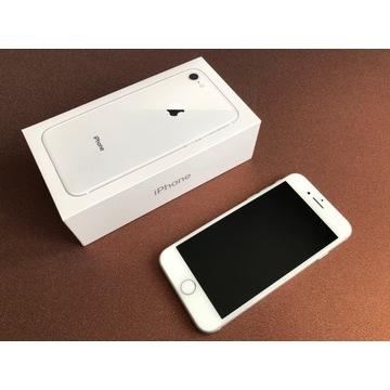 Apple iPhone 8 Silver 256GB - MQ7D2PM/A