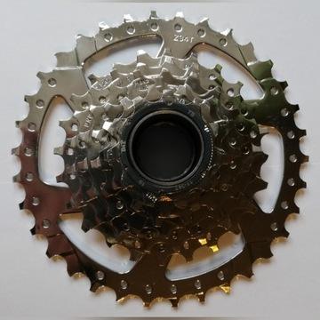 Wolnobieg DNP 7s 11-34t 7 rzędowy NOWY e-bike